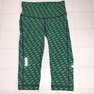 c10c4a9ec4 GRACED by GRIT Women's Land & Sea Green Blue XXS